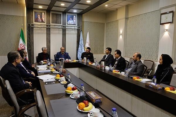 نشست تخصصی مدیران کل جامعه نظارت و بازرسی دولت برگزار گردید