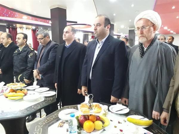 افتتاح یک هتل سه ستاره و یک کارگاه صنایع دستی در رضوانشهر